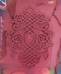 filigree painted