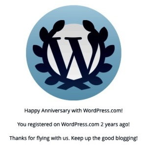 thank YOU WordPress